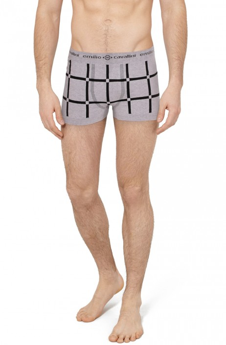 GRID BOXER BRIEFS - TRUNKS