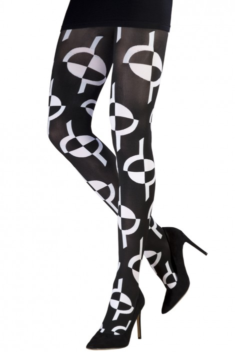 TWO TONED CRASH TIGHTS
