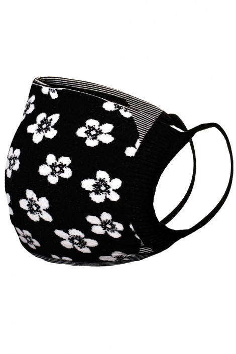 2 PACK DAISIES FACE MASK