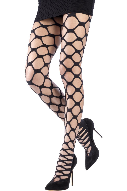 fa50907ce68280 Modern Fishnet Tights| Tights & Hosiery | Women | Emilio Cavallini