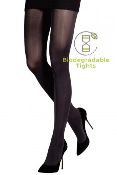 BIODEGRADABLE 90 DEN TIGHTS