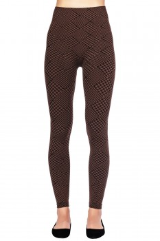 HOUNDSTOOTH ON DIAMONDS LEGGINGS