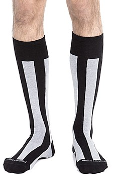 VERTICAL STRIPES SOCKS