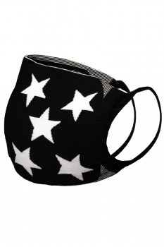 2-PACK STARS FACE MASK