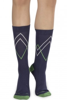 CRISS-CROSS SOCKS