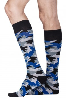 CAMOUFLAGE LONG SOCKS