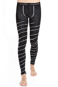 BARBED WIRE MEGGINGS