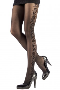 FLOWER VINES TIGHTS