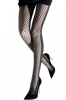 DOTS OPENWORK TIGHTS