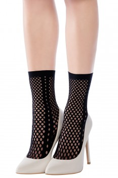 DOTS OPENWORK SOCKS