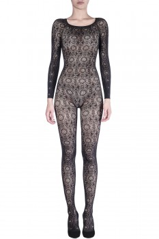 CIRCLE LACE BODYSUIT