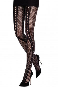 ENGINEERED LACE TIGHTS