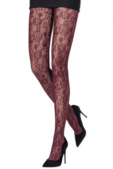 MULTI FLOWERS  TIGHTS
