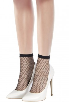 EXTRA-FINE FISHNET SOCKS