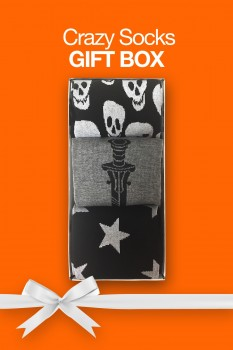 CRAZY SOCKS GIFT BOX