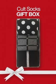 CULT SOCKS GIFT BOX