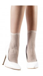LINEAR OPENWORK SOCKS