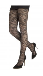 FLOREAL LACE TIGHTS