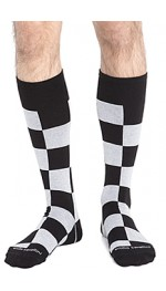 CHECKERS SOCKS