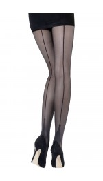 CLASSIC BACK SEAMED TIGHTS