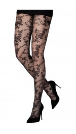 DREAMY LACE TIGHTS