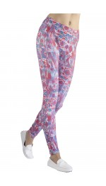 MULTICOLOR LEGGINGS