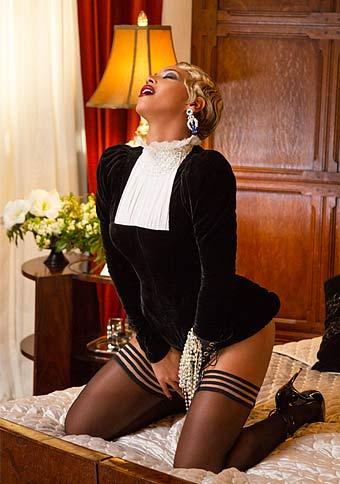 Beyoncé indossa i collant Emilio Cavallini