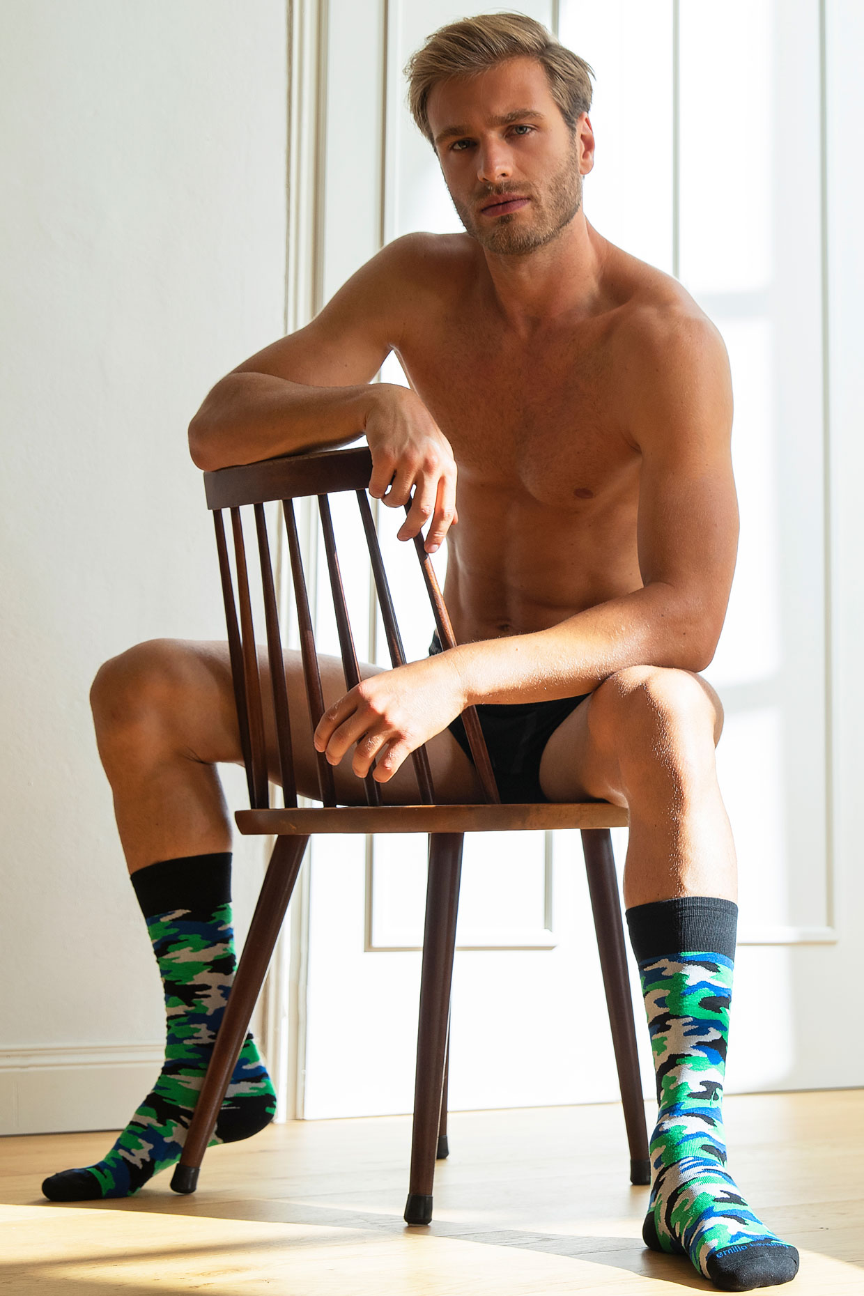 MANTYHOSE: Tights for Man - A unique modern style