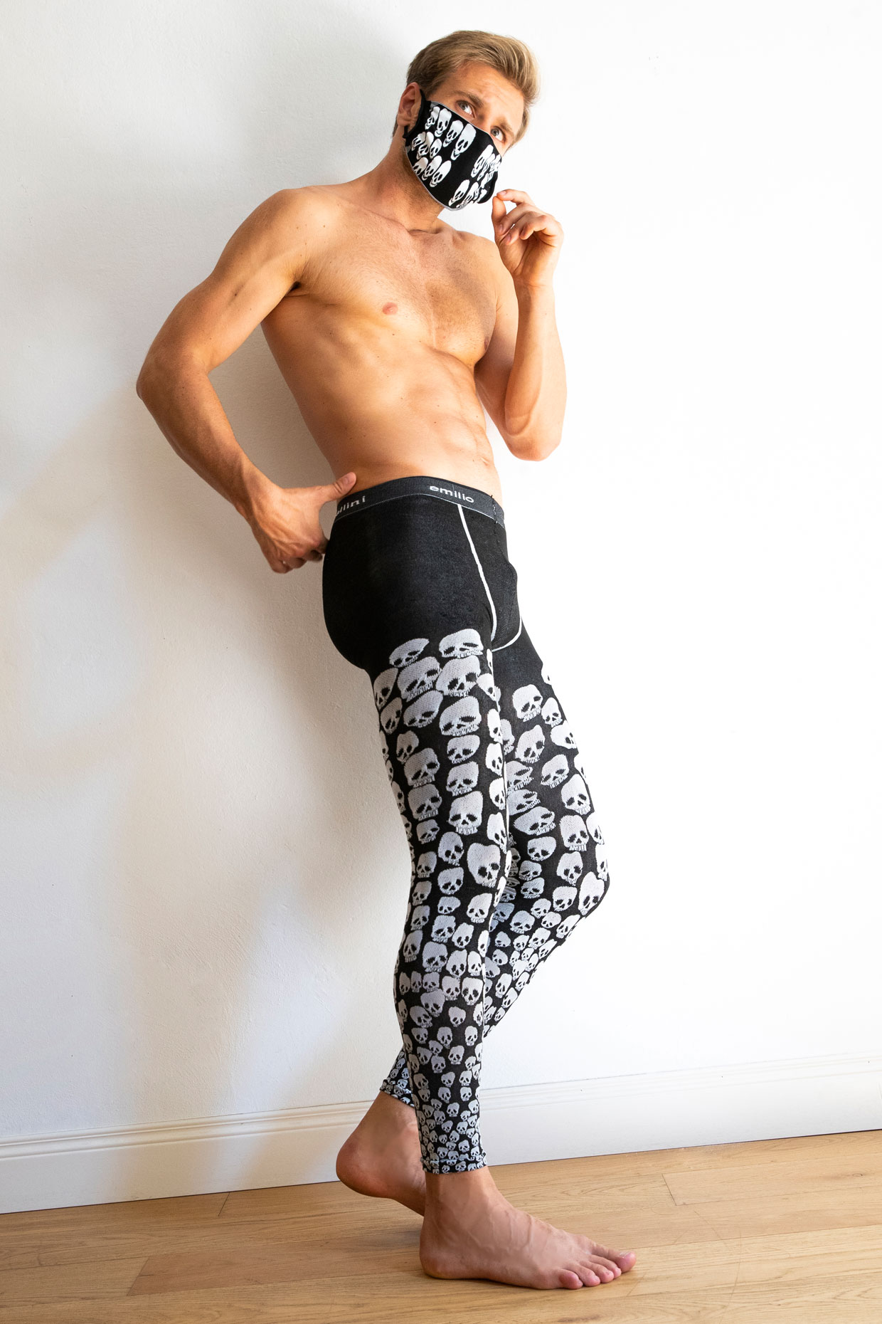 Megging: leggings for men - A new way of being