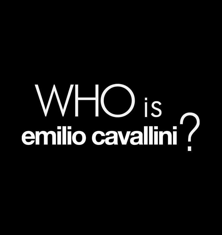 Who is Emilio Cavallini?