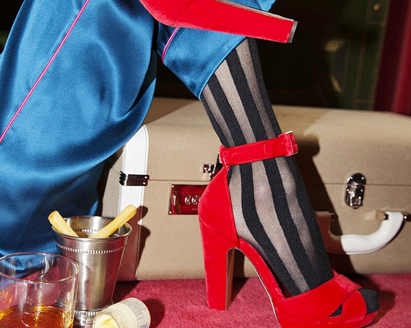 LIFT OFF Heels and Tights: the perfect combo